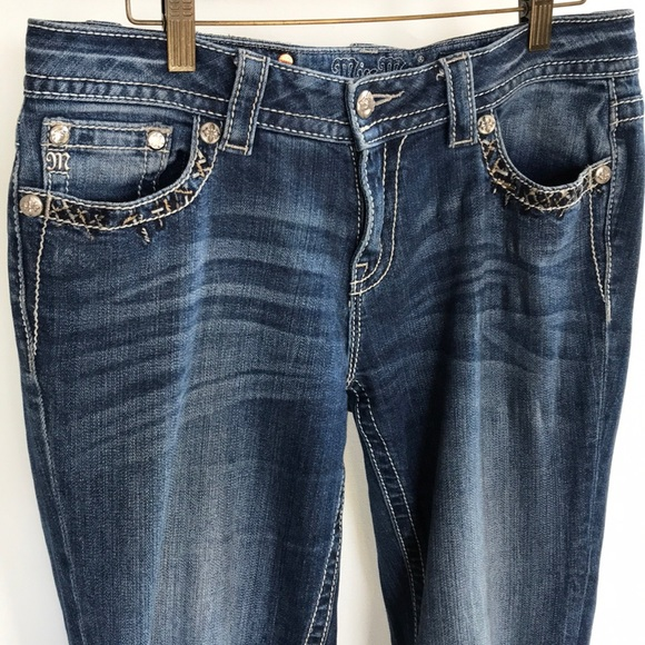 Miss Me Denim - Miss Me Jeans, Relaxed Bootcut